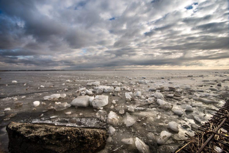 Ledų sangrūda Ventėje