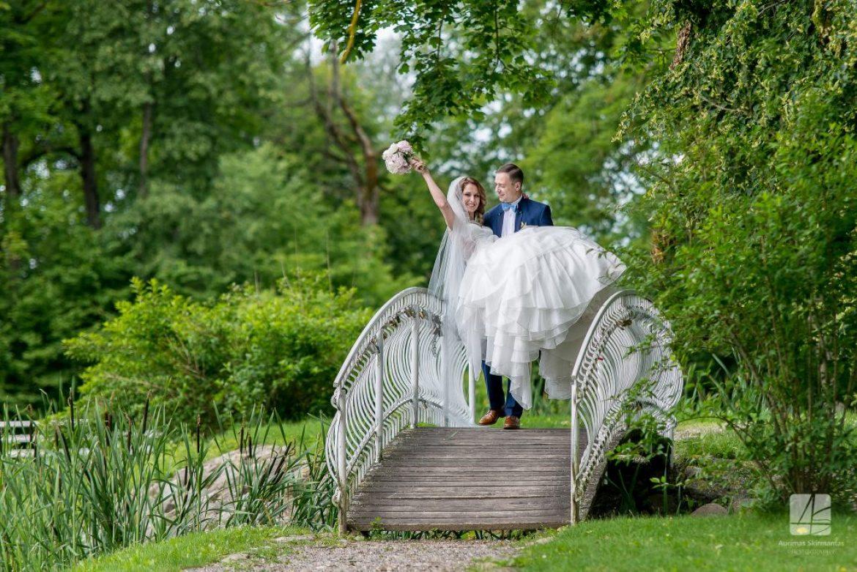 Karolinos ir Rolando vestuvės